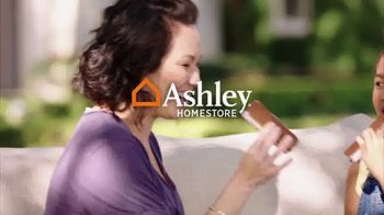 Ashley HomeStore Spring Semi-Annual Sale TV Spot, 'Indoor and Outdoor Furniture' - Thumbnail 3