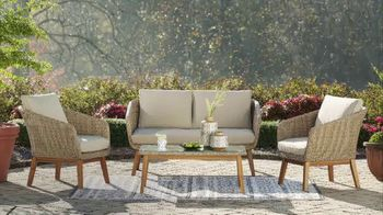 Ashley HomeStore Spring Semi-Annual Sale TV Spot, 'Indoor and Outdoor Furniture' - Thumbnail 5