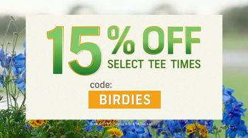 GolfNow.com TV Spot, 'Springtime Savings: 15% Off Select Tee Times' - Thumbnail 4