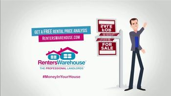 Renters Warehouse TV Spot, 'There's Money In Your House' - Thumbnail 9