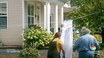 Discovery+ TV Spot, 'The Laundry Guy' - Thumbnail 5