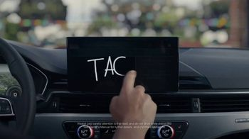 2020 Audi A4 TV Spot, 'Touch and Go' [T1] - Thumbnail 2