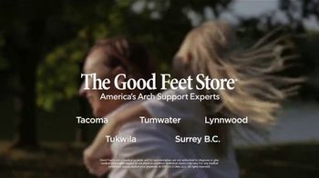 The Good Feet Store TV Spot, 'Live the Life You Love: Moments Matter' Song by Andy Prinz - Thumbnail 9