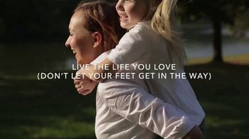 The Good Feet Store TV Spot, 'Live the Life You Love: Moments Matter' Song by Andy Prinz - Thumbnail 6