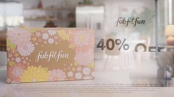 FabFitFun TV Spot, 'No Drama: 40% Off' Featuring Audrina Patridge - Thumbnail 9