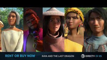 DIRECTV Cinema TV Spot, 'Raya and the Last Dragon'