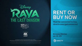 DIRECTV Cinema TV Spot, 'Raya and the Last Dragon' - Thumbnail 8