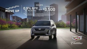 Cadillac Move Up TV Spot, 'Countdown to Luxury: SUV & Sedan' Song by DJ Shadow, Run the Jewels [T2]