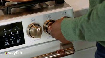 Wayfair TV Spot, 'Make Homemade Taste Better: Earn a $100 Gift Card' - Thumbnail 2