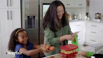 Wayfair TV Spot, 'Make Homemade Taste Better: Earn a $100 Gift Card' - Thumbnail 6