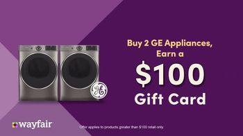 Wayfair TV Spot, 'Make Homemade Taste Better: Earn a $100 Gift Card' - Thumbnail 8