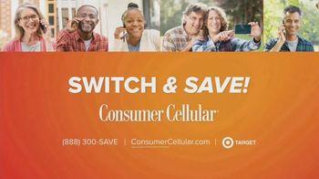 Consumer Cellular TV Spot, 'Champion: $20 a Month' - Thumbnail 6