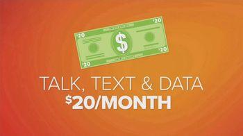 Consumer Cellular TV Spot, 'Champion: $20 a Month' - Thumbnail 4