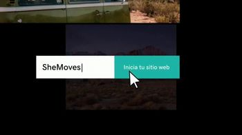 GoDaddy TV Spot, 'Behind The Build' [Spanish] - Thumbnail 1