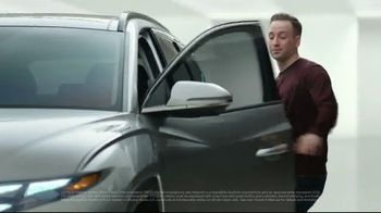 2022 Hyundai Tucson TV Spot, 'Question Everything: Digital Key' [T1] - Thumbnail 10