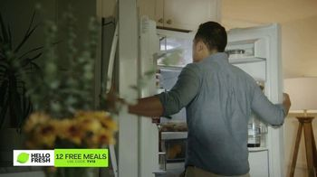HelloFresh TV Spot, 'Right Time: 12 Free Meals'
