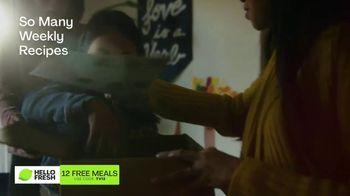 HelloFresh TV Spot, 'Right Time: 12 Free Meals' - Thumbnail 3