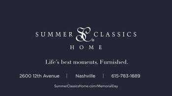Summer Classics Memorial Day Sale TV Spot, 'Soak Up the Sun' - Thumbnail 9