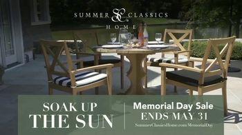 Summer Classics Memorial Day Sale TV Spot, 'Soak Up the Sun' - Thumbnail 2