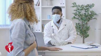 Go Red for Women TV Spot, 'High Blood Pressure'