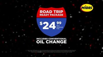 Midas TV Spot, 'Get There: $24.99 Road Trip Ready Package' - Thumbnail 6