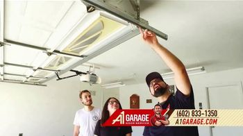 A1 Garage Door Service Garage Door Sale TV Spot, 'Upgrade: $200 Off' - Thumbnail 6