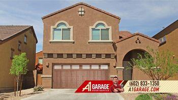 A1 Garage Door Service Garage Door Sale TV Spot, 'Upgrade: $200 Off'