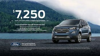 Ford Memorial Day Sales Event TV Spot, 'Limited Time Deals' [T2] - Thumbnail 4