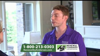 Renewal by Andersen Memorial Day Window and Door Sales Event TV Spot, 'Save an Extra 50%' - Thumbnail 3