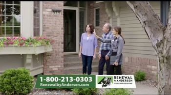 Renewal by Andersen Memorial Day Window and Door Sales Event TV Spot, 'Save an Extra 50%' - Thumbnail 4