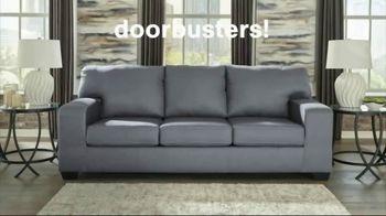 Ashley HomeStore Memorial Day Sale TV Spot, 'Doorbusters: Financing' - Thumbnail 3
