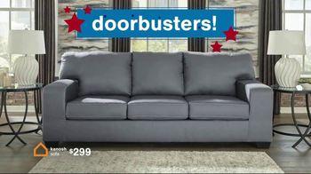 Ashley HomeStore Memorial Day Sale TV Spot, 'Doorbusters: Financing' - Thumbnail 4