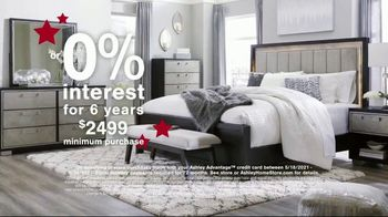 Ashley HomeStore Memorial Day Sale TV Spot, 'Doorbusters: Financing' - Thumbnail 6