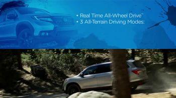 Honda TV Spot, 'Inside and Outside: Adventure Ready' [T2] - Thumbnail 5