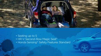 Honda TV Spot, 'Inside and Outside: Family Friendly' [T2] - Thumbnail 3