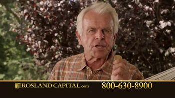 Rosland Capital TV Spot, 'Financial Craziness' Featuring William Devane