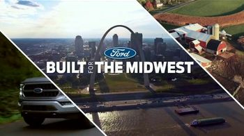 2021 Ford F-150 TV Spot, 'Built for the Midwest' [T2] - Thumbnail 2