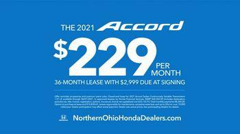 2021 Honda Accord TV Spot, 'On a Roll: Accord' Song by Grace Mesa [T2] - Thumbnail 9
