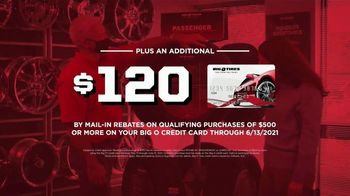 Big O Tires TV Spot, 'Community: Get Up to $70 Back +$120 Rebates' - Thumbnail 8