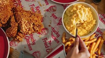 KFC Bucket Meal TV Spot, 'One Delicious Mouthful' - Thumbnail 3