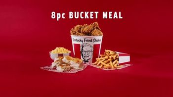 KFC Bucket Meal TV Spot, 'One Delicious Mouthful' - Thumbnail 6