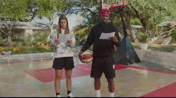 State Farm TV Spot, 'Banner: Basketball' Featuring Chris Paul, Sabrina Ionsecu