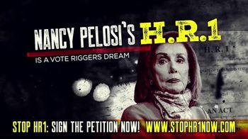The Conservative Caucus TV Spot, 'Sign the Petition'