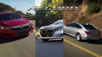 2021 Honda Accord TV Spot, 'In Stock and Available Now: Accord' [T2] - Thumbnail 8