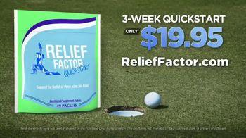 Relief Factor TV Spot, 'Golf' Featuring Pat Boone - Thumbnail 10