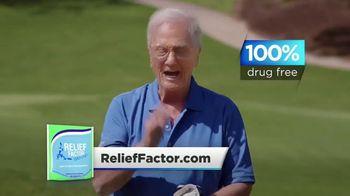Relief Factor TV Spot, 'Golf' Featuring Pat Boone - Thumbnail 4