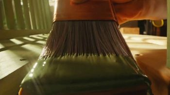 Cabot Wood Stains Solid Color Acrylic Stain + Sealer TV Spot, 'Great Grandfather' - Thumbnail 3