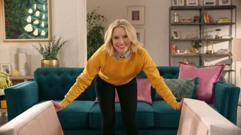La-Z-Boy Memorial Day Sale TV Spot, 'Prank Wars' Featuring Kristen Bell - 263 commercial airings