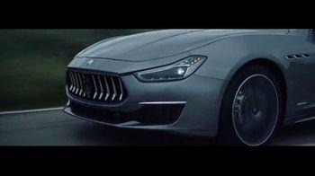 2020 Maserati Ghibli TV Spot, 'Behind the Wheel' [T2]