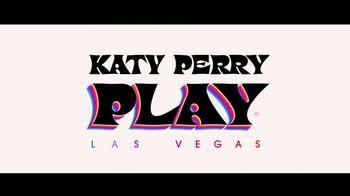 Katy Perry Play Las Vegas TV Spot, '2021 Las Vegas Residence: Resorts World'